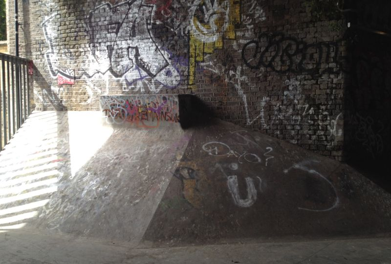 Photo of White Grounds Skatepark Skatepark